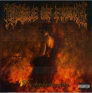 Cover - Cradle Of Filth: Nymphetamine