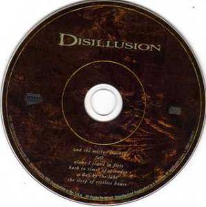 Disillusion: Back To Times Of Splendor (CD) - Bild 3