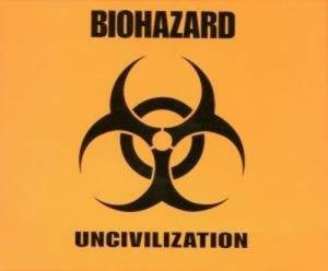 Cover - Biohazard: Uncivilization