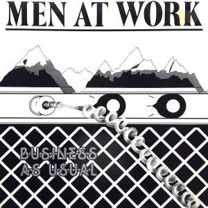 Cover - Men At Work: Business As Usual