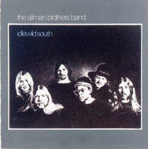 Allman Brothers Band, The: Idlewild South - Cover