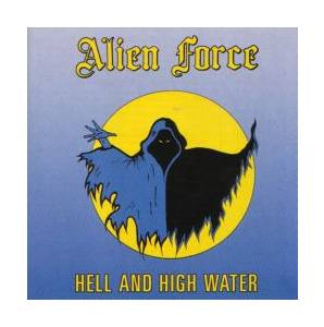 Alien Force: Hell And High Water - Cover