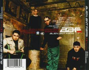 Alien Ant Farm: Anthology (CD) - Bild 3