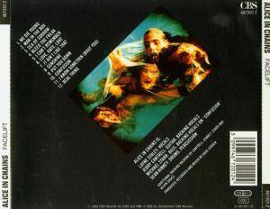 Alice In Chains: Facelift (CD) - Bild 2