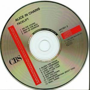 Alice In Chains: Facelift (CD) - Bild 3
