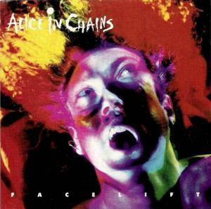 Alice In Chains: Facelift - Cover