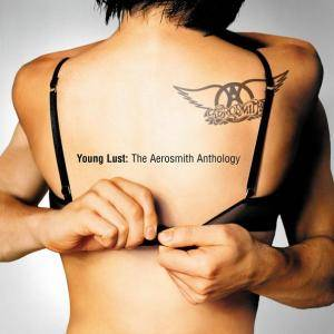 Aerosmith: Young Lust: The Aerosmith Anthology - Cover