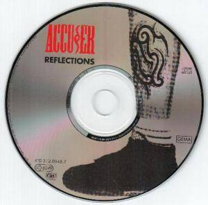 Accu§er: Reflections (CD) - Bild 3