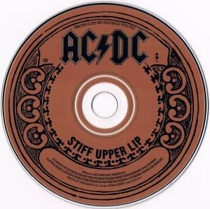 AC/DC: Stiff Upper Lip (2-CD) - Bild 8