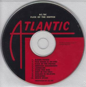 AC/DC: Flick Of The Switch (CD) - Bild 4