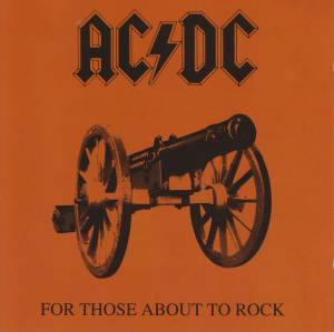 AC/DC: For Those About To Rock We Salute You (CD) - Bild 1