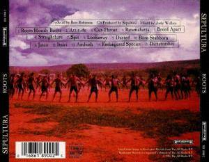 Sepultura: Roots (CD) - Bild 2