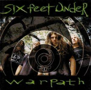 Cover - Six Feet Under: Warpath
