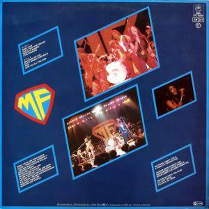 Mother's Finest: Live (LP) - Bild 2