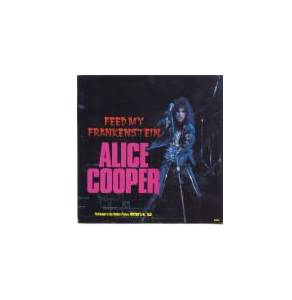 Alice Cooper: Feed My Frankenstein - Cover