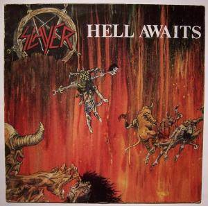 Slayer: Hell Awaits (LP) - Bild 2