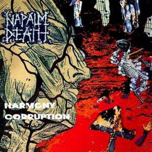Napalm Death: Harmony Corruption (LP) - Bild 1