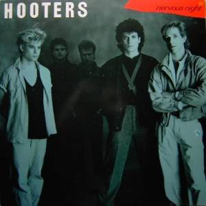 The Hooters: Nervous Night (LP) - Bild 1