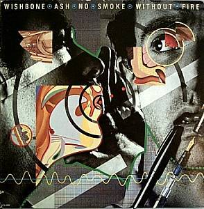 Cover - Wishbone Ash: No Smoke Without Fire