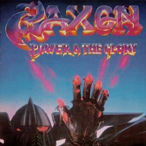 Saxon: Power & The Glory (LP) - Bild 1