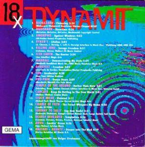 Rock Hard - Dynamit Vol. 02 (CD) - Bild 2