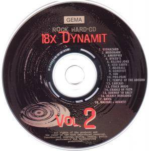 Rock Hard - Dynamit Vol. 02 (CD) - Bild 3