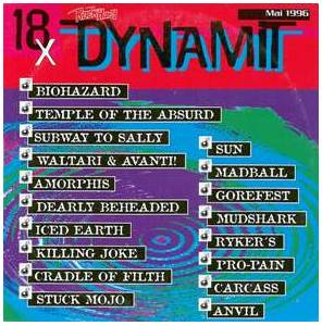 Rock Hard - Dynamit Vol. 02 (CD) - Bild 1