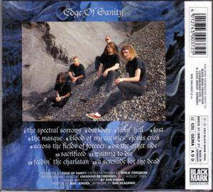 Edge Of Sanity: The Spectral Sorrows (CD) - Bild 2