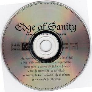 Edge Of Sanity: The Spectral Sorrows (CD) - Bild 3
