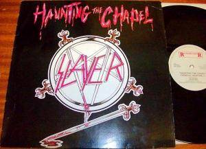 "Slayer: Haunting The Chapel (12"") - Bild 2"