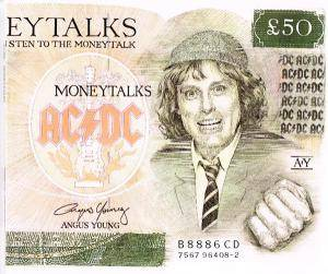 AC/DC: Moneytalks - Cover
