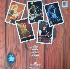 AC/DC: Fly On The Wall (LP) - Bild 2