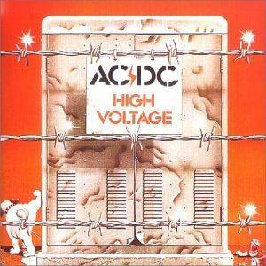 Cover - AC/DC: High Voltage