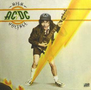 AC/DC: High Voltage (LP) - Bild 1