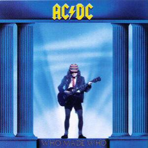 AC/DC: Who Made Who (LP) - Bild 1