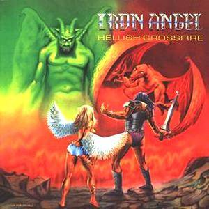 Iron Angel: Hellish Crossfire - Cover
