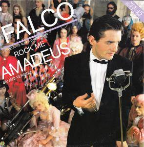 Falco: Rock Me Amadeus - Cover