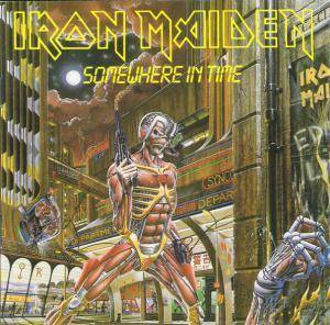 Iron Maiden: Somewhere In Time (CD) - Bild 1