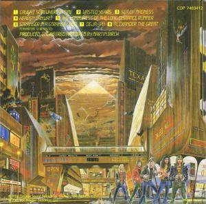 Iron Maiden: Somewhere In Time (CD) - Bild 2