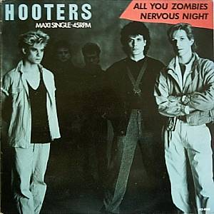 The Hooters: All You Zombies - Cover