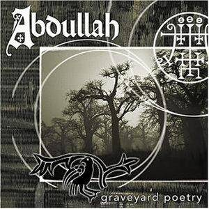 Abdullah: Graveyard Poetry - Cover