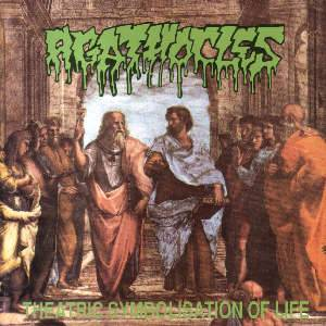 Agathocles: Theatric Symbolisation Of Life - Cover