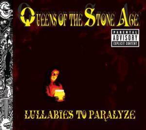 Queens Of The Stone Age: Lullabies To Paralyze - Cover