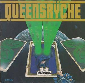 Queensrÿche: The Warning (LP) - Bild 1