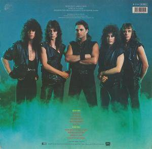 Queensrÿche: The Warning (LP) - Bild 2