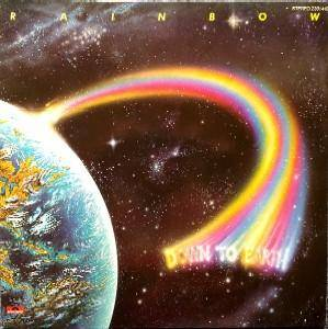 Rainbow: Down To Earth (LP) - Bild 1