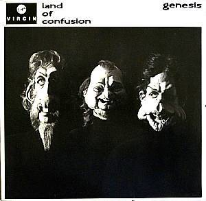 Genesis: Land Of Confusion - Cover