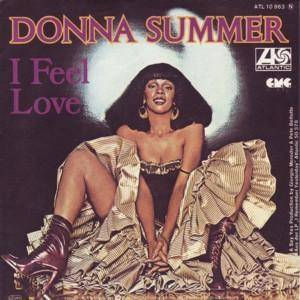 Donna Summer: I Feel Love - Cover