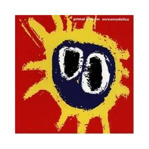 Cover - Primal Scream: Screamadelica