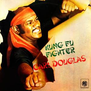 Cover - Carl Douglas: Kung Fu Fighter